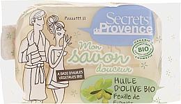 Voňavky, Parfémy, kozmetika Mydlo - Secrets De Provence My Soap Bar Olive Oil Fig Tree