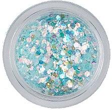 Voňavky, Parfémy, kozmetika Trblietky na nechty - Hi Hybrid Glam Brokat Glitter