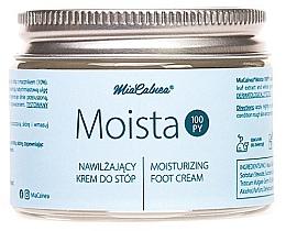 Voňavky, Parfémy, kozmetika Hydratačný krém na nohy - MiaCalnea Moisturizing Foot Cream