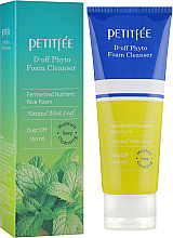 Voňavky, Parfémy, kozmetika Fytopena na hĺbkové čistenie - Petitfee&Koelf D-off Phyto Foam Cleanser