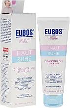 Voňavky, Parfémy, kozmetika Gél na telo, detský - Eubos Med Dry Skin Children Cleansing Gel