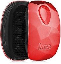 Voňavky, Parfémy, kozmetika Kefa na vlasy - Ikoo Pocket Black Dragon Lady