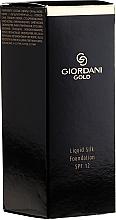 Voňavky, Parfémy, kozmetika Tonálny základ-fluid - Oriflame Giordani Gold