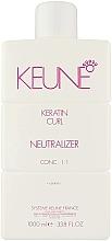 Voňavky, Parfémy, kozmetika Neutralizátor pre zvlhčenie a posilnenie vlasov - Keune Keratin Curl Neutralizer 1:1