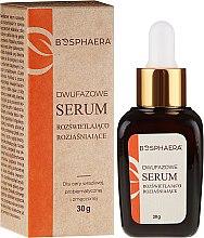 Voňavky, Parfémy, kozmetika Dvojfazové zosvetľujúce sérum - Bosphaera Serum