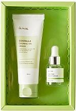 Voňavky, Parfémy, kozmetika Sada - iUNIK Centella Edition Skincare Set (cr/60ml + ser/15ml)