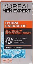 "Voňavky, Parfémy, kozmetika Hydratačný gél ""Efekt ľadu"" - L'Oreal Paris Men Expert Hydra Energetic"