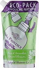 """Voňavky, Parfémy, kozmetika Sprchový gél v ekonomickom balení """"Mandle"""" - Ma Provence Shower Gel Almond"""