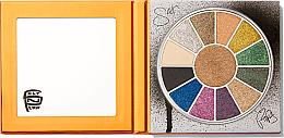 Voňavky, Parfémy, kozmetika Paleta na líčenie - Milani Salt-N-Pepa Very Necessary Eyeshadow And Highlighter Palette