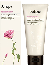 Voňavky, Parfémy, kozmetika Maska na hĺbkovú hydratáciu pleti - Jurlique Rose Moisture Plus Moisturising Cream Mask