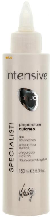 Peelingový lotion na vlasy - Vitality's Kleoderma Aqua Skin Preparation