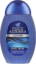 """Voňavky, Parfémy, kozmetika Šampón a sprchový gél """"Cool Blue"""" - Paglieri Felce Azzurra Shampoo And Shower Gel For Man"""