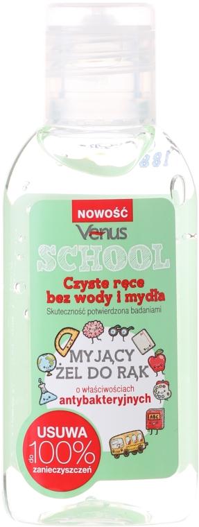 Antibakteriálny ručný gél - Venus School Hand Gel