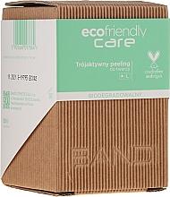 Voňavky, Parfémy, kozmetika Trojaktívny peeling na tvár - Bandi Professional EcoFriendly Care Peeling