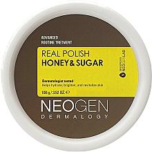 Voňavky, Parfémy, kozmetika Scrub na tvár - Neogen Dermalogy Real Polish Honey & Sugar