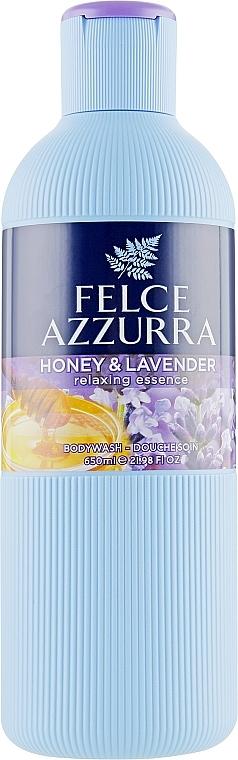 Sprchový gél - Felce Azzurra Relax Honey & Lavander