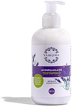 Voňavky, Parfémy, kozmetika Lotion na telo s levanduľovým olejom - Yamuna Lavender Oil Body Lotion