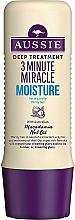 Voňavky, Parfémy, kozmetika Hydratačný balzam na vlasy - Aussie 3 Minute Miracle Moisture Deep Treatment