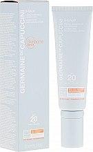 Voňavky, Parfémy, kozmetika Korekčný krém na tvár - Germaine de Capuccini B-Calm Correcting Moisturising Cream SPF20
