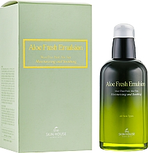 Voňavky, Parfémy, kozmetika Hydratačná emulzia s extraktom z aloe - The Skin House Aloe Fresh Emulsion