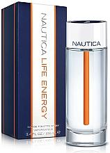 Voňavky, Parfémy, kozmetika Nautica Life Energy - Toaletná voda