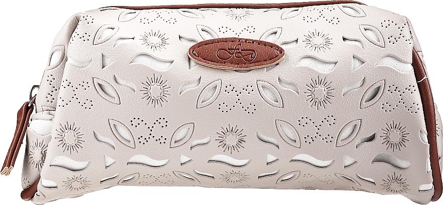 Kozmetická taška 98635, svetlobéžová - Top Choice — Obrázky N1