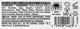 Mydlo - Schmidt's Naturals Bar Soap Rose Vanilla — Obrázky N3