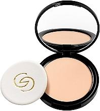 Voňavky, Parfémy, kozmetika Lisovaný púder na tvár - Oriflame Giordani Gold Powder