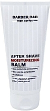 Voňavky, Parfémy, kozmetika Hydratačný balzam po holení - Barber.Bar Men Series After Shave Moisturizing Balm