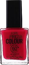 "Voňavky, Parfémy, kozmetika Lak na nechty ""60 sekund"" - Avon Pro Colour In 60 Seconds Nail Enamel"