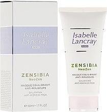 Voňavky, Parfémy, kozmetika Maska na tvár proti červenaníu - Isabelle Lancray Zensibia Neozen Balancing Anti Redness Mask