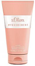 Voňavky, Parfémy, kozmetika S.Oliver #Your Moment Women - Sprchový gél