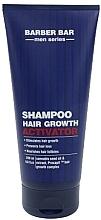 Voňavky, Parfémy, kozmetika Šampón na rast vlasov - Barber.Bar Men Series Shampoo Hair Growth Activator