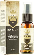 Voňavky, Parfémy, kozmetika Olej pre bradu - By My Beard Beard Care Oil