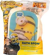 Voňavky, Parfémy, kozmetika Detská špongia do kúpeľa, modrá,uzatvorený Karl - Suavipiel Minnioins Bath Sponge