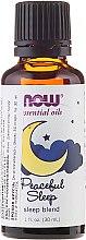"""Voňavky, Parfémy, kozmetika Esenciálny olej """"Pokojný sen"""" - Now Foods Essential Oils Peaceful Sleep Oil Blend"""