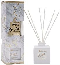 Voňavky, Parfémy, kozmetika Aromatický difúzor - La Casa de los Aromas Mikado Exclusive White