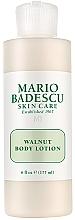 """Voňavky, Parfémy, kozmetika Lotion na telo """"Vlašský orech"""" - Mario Badescu Walnut Body Lotion"""
