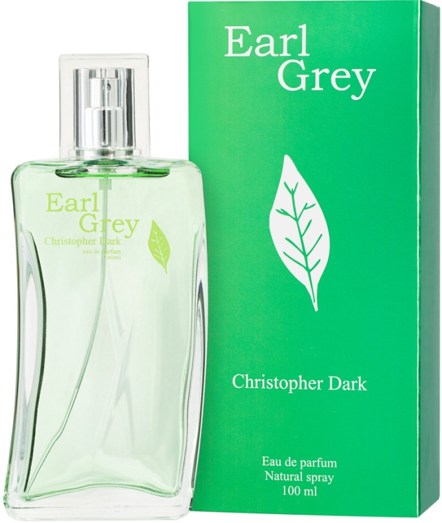 Christopher Dark Earl Grey - Parfumovaná voda