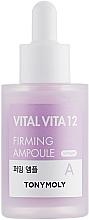 Voňavky, Parfémy, kozmetika Ampulková esencia pre pružosť pokožky s vitamínom A - Tony Moly Vital Vita 12 Firming Ampoule