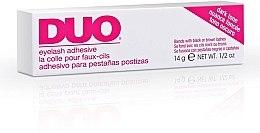 Voňavky, Parfémy, kozmetika Lepidlo na falošné riasy - Duo Dark Eye Lash Adhesive