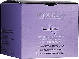 Voňavky, Parfémy, kozmetika Krém na tvár s liftingovým účinkom - Rougj+ Smart Filler Crema Effetto Plump