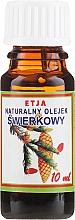 Voňavky, Parfémy, kozmetika Prírodný éterický olej zo smreku - Etja Natural Essential Oil