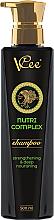 """Voňavky, Parfémy, kozmetika Šampón na vlasy """"Výživný komplex"""" - VCee Shampoo Nutri Complex"""
