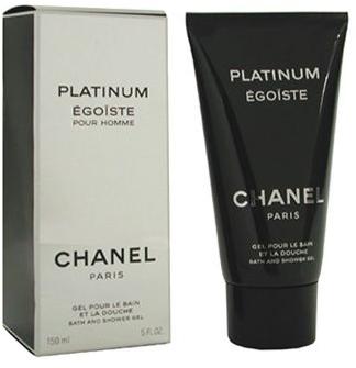 Chanel Egoiste Platinum - Sprchový gél  — Obrázky N1