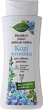 Voňavky, Parfémy, kozmetika Čistiace mlieko na tvár - Bione Cosmetics Goat Milk Cleansing Milk