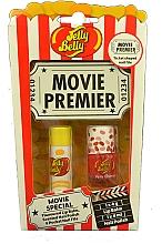Voňavky, Parfémy, kozmetika Sada - Jelly Belly Movie Mix Pack (lip/balm/4g+nail/polish/4ml+nail/file)
