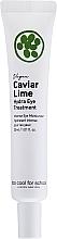 Voňavky, Parfémy, kozmetika Hydratačný krém na pokožku okolo očí s limetkovým kaviárom - Too Cool For School Caviar Lime Hydra Eye Treatment