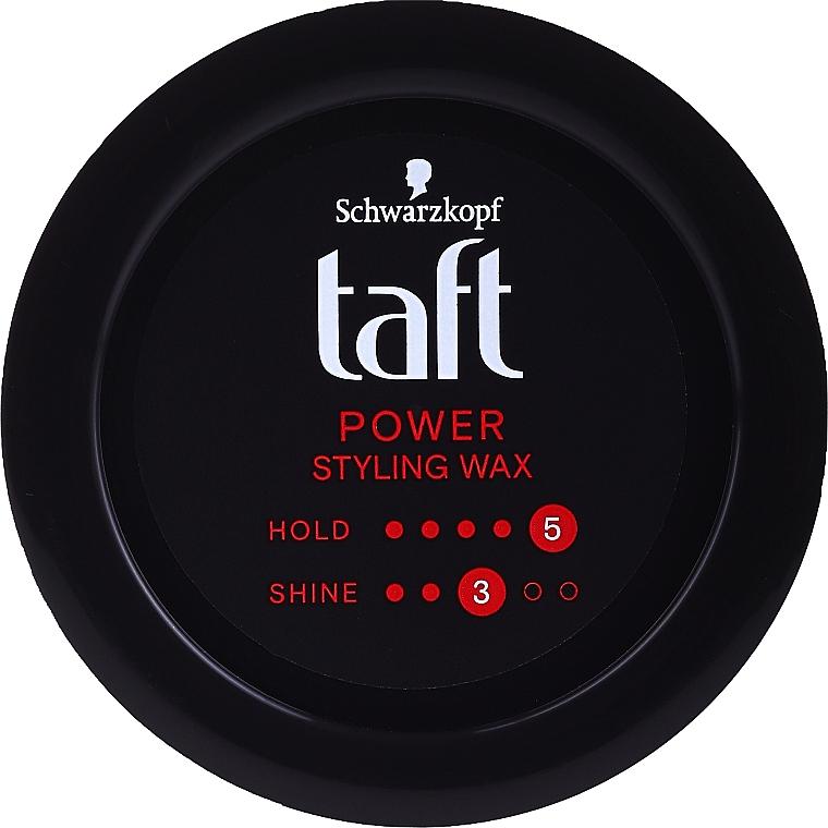 Vosk na vlasy - Schwarzkopf Taft Power Wax