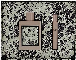 Voňavky, Parfémy, kozmetika Gucci Bloom Nettare Di Fiori - Sada (edp/100ml + edp/7.4ml)